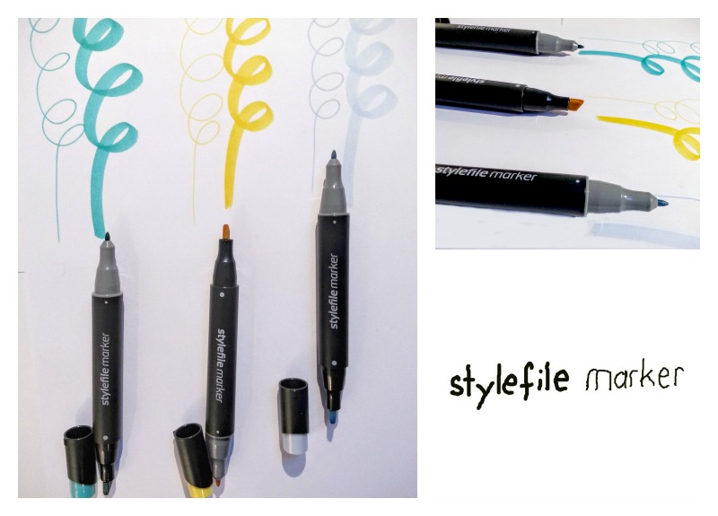 stylefile collage