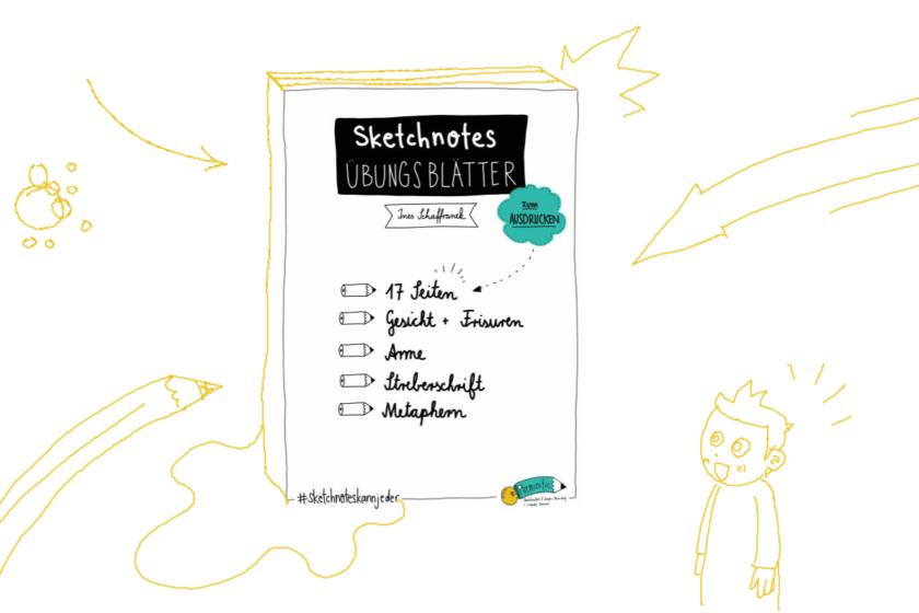 Sketchnotes ebook Übungen